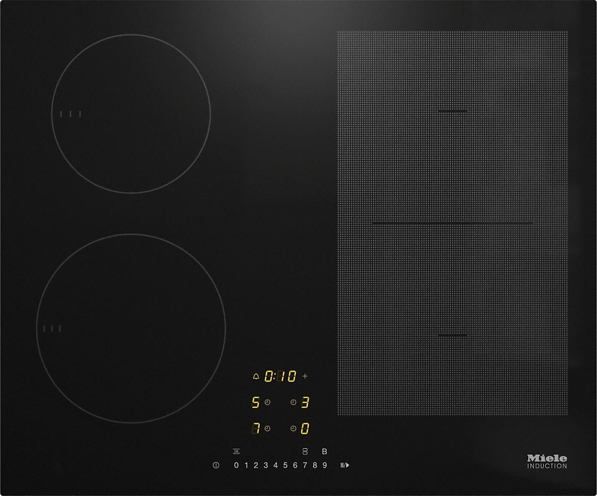 KM 7404 FX induktsioon pliidiplaat, ilma raamita