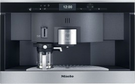 CVA 6431 Nespresso, integreeritav, teras