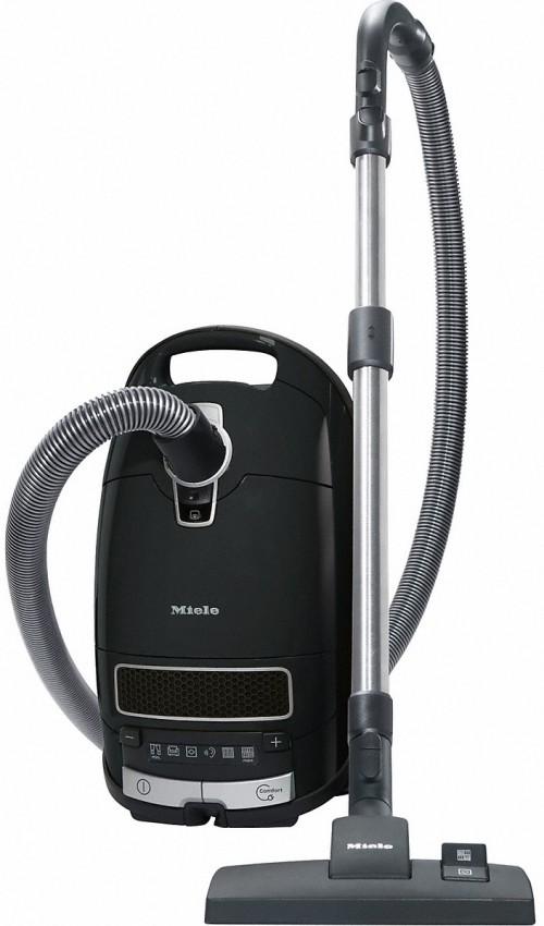 C3 Pure Black PowerLine пылесос, чёрный
