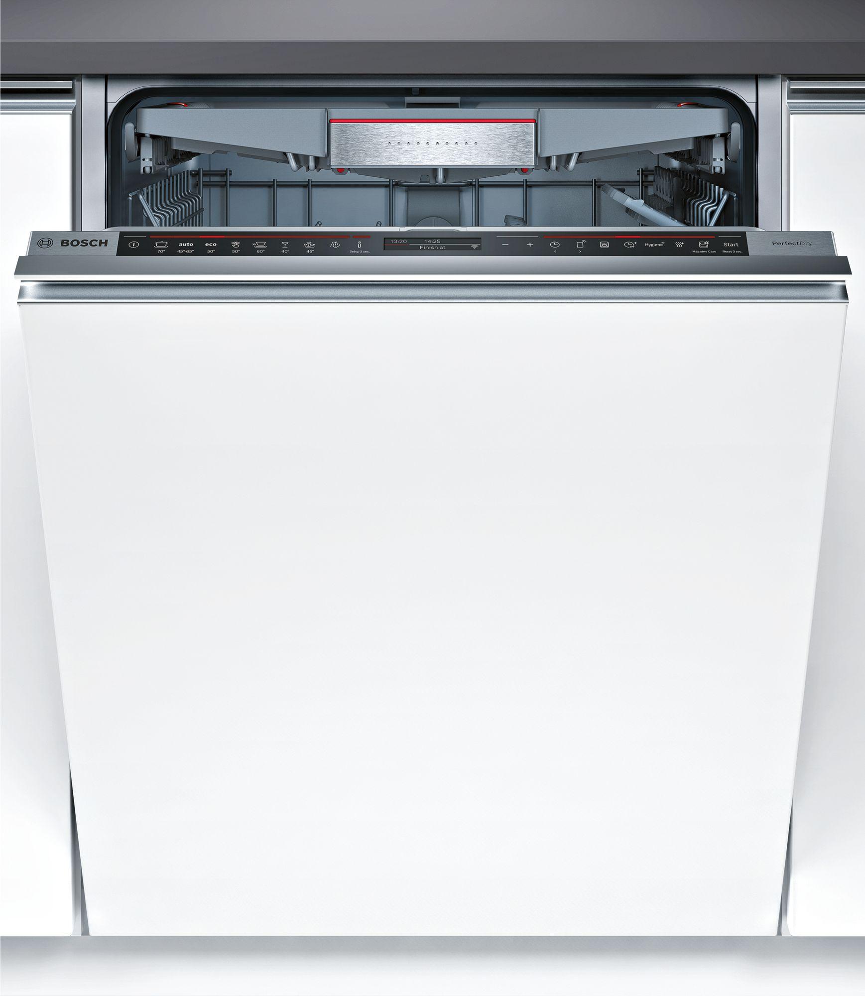 ee07017ffda Bosch SMV88TX46E посудомоечная машина, полностью встраиваемая, цена со  скидкой 700 ...