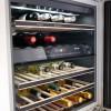KWT 6322 UG винные холодильник, под столешницу встраиваемый