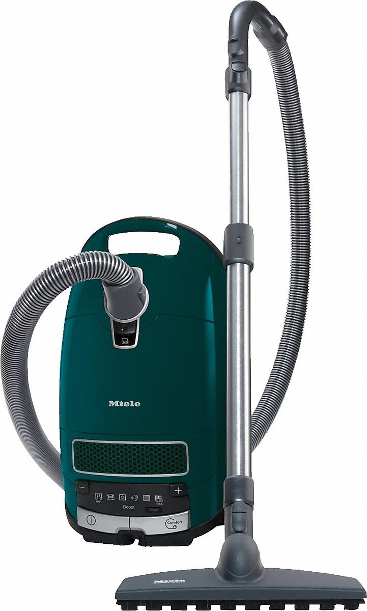 C3 EcoLine Plus HEPA пылесос, racing green зеленый