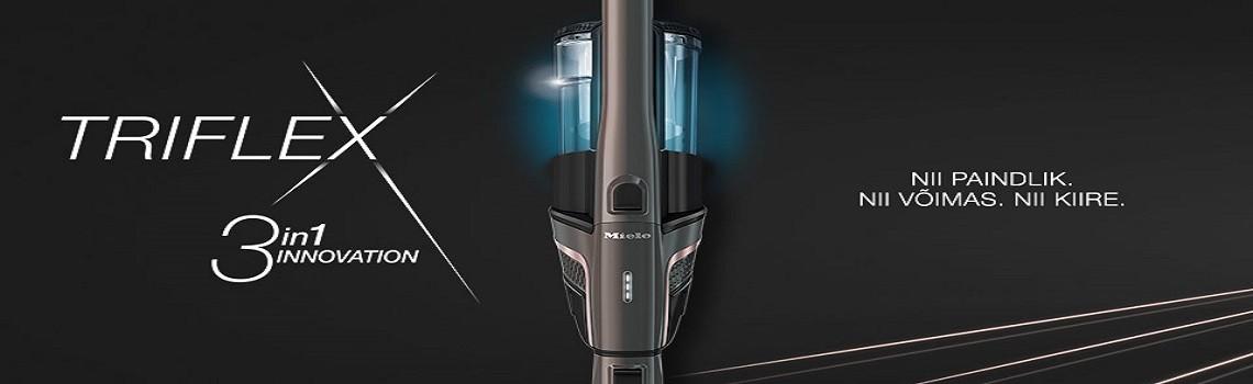 Miele Triflex - 3in1 Innovation
